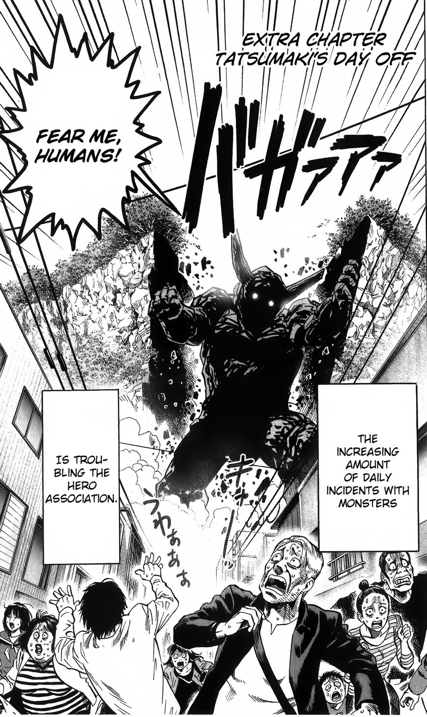One Punch Man Chapter 56.5 Read Online Image 1