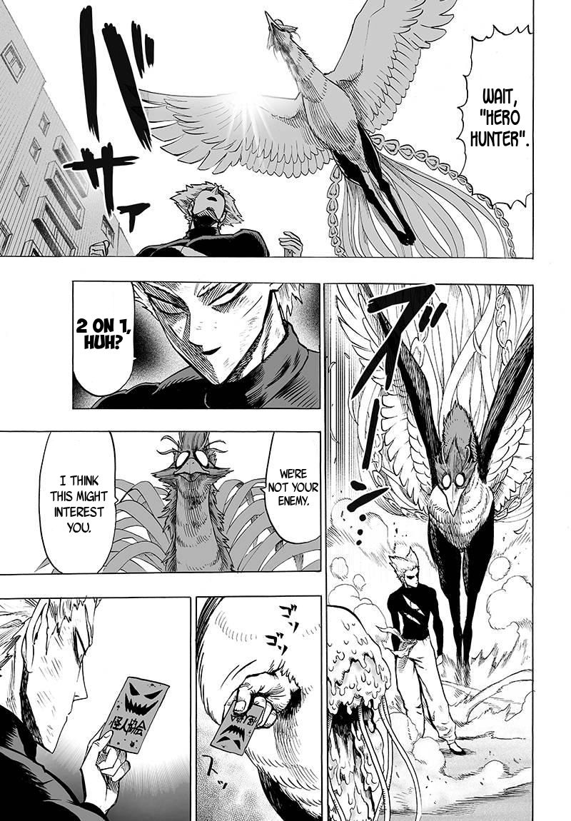 One Punch Man Chapter 57.1 Read Online Image 7
