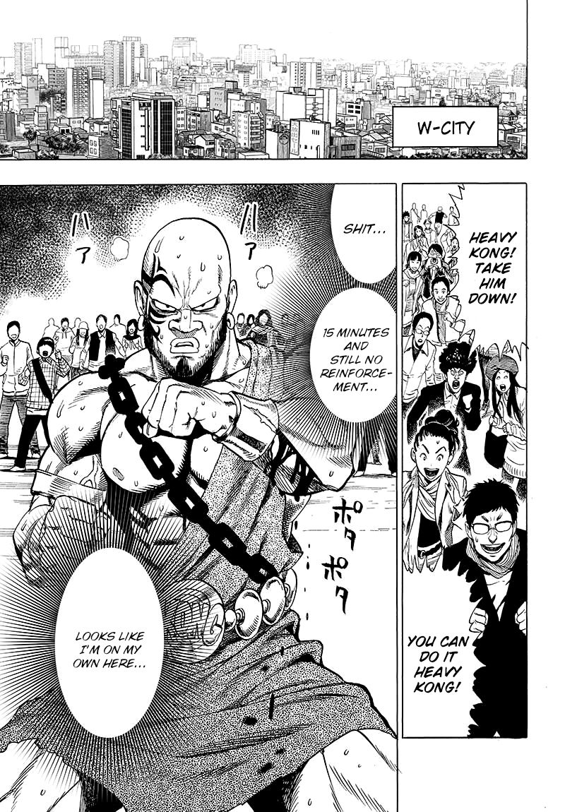 One Punch Man Chapter 57.2 Read Online Image 7