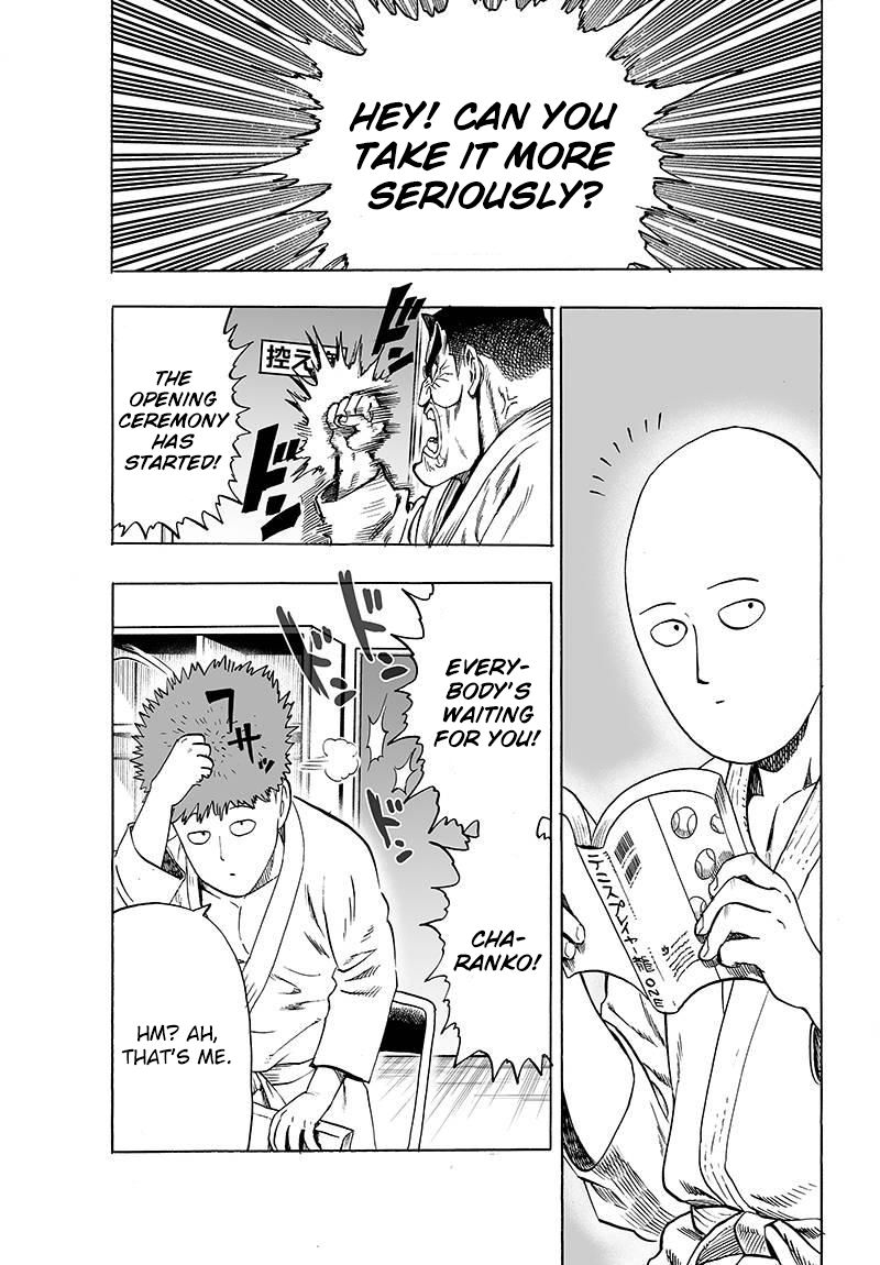 One Punch Man Chapter 57.2 Read Online Image 13