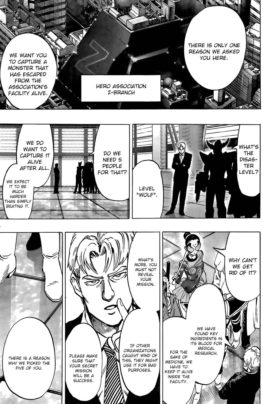 One Punch Man Chapter 58.5 Read Online Image 7