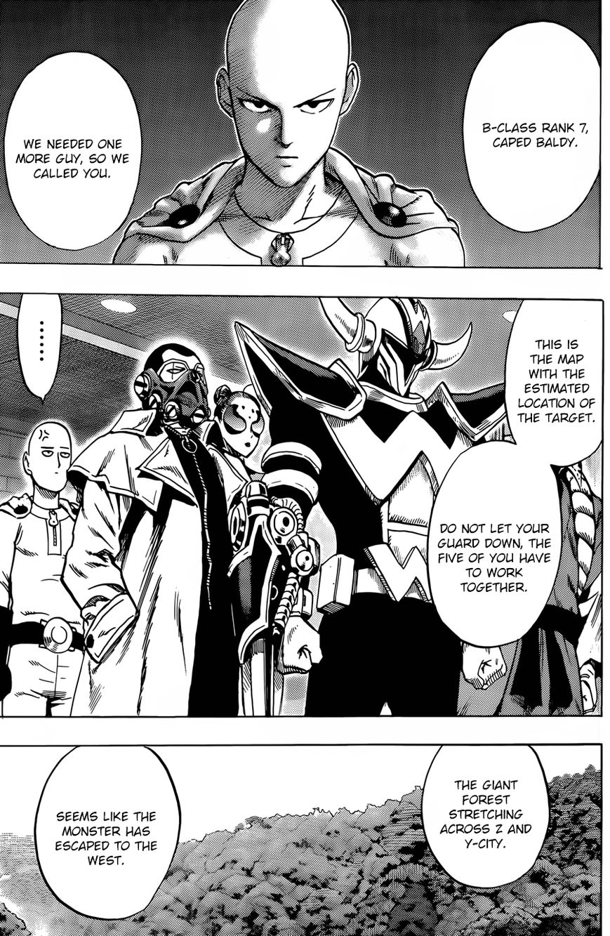 One Punch Man Chapter 58.5 Read Online Image 9