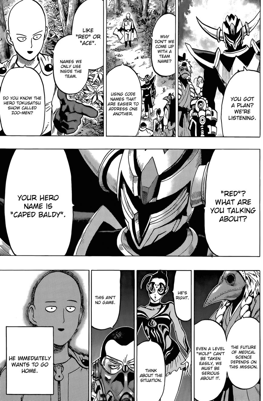 One Punch Man Chapter 58.5 Read Online Image 11