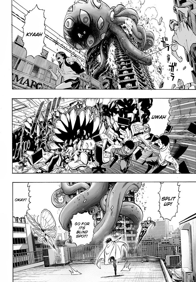 One Punch Man Chapter 59.3 Read Online Image 6