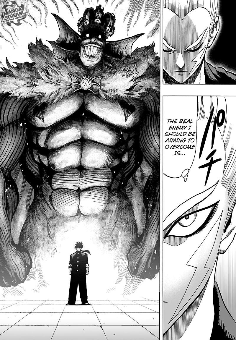 One Punch Man Chapter 60 Read Online Image 6