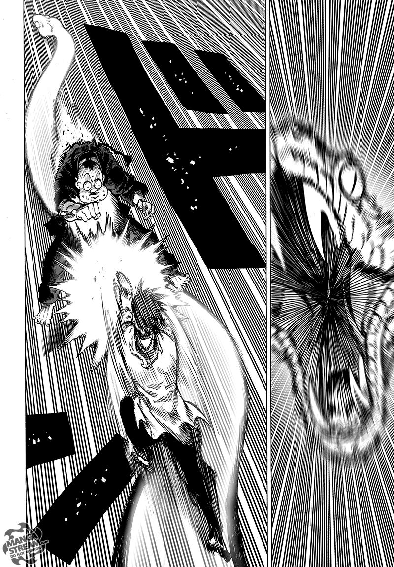 One Punch Man Chapter 61 Read Online Image 8