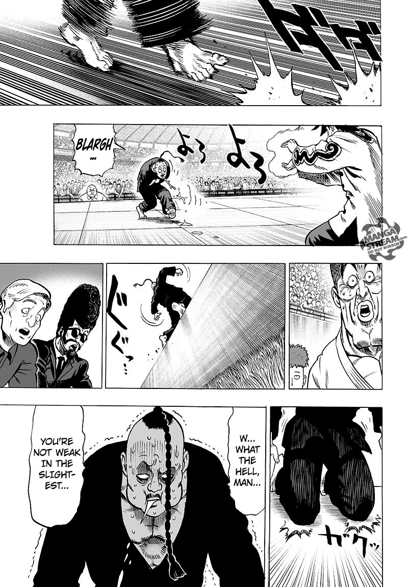 One Punch Man Chapter 61 Read Online Image 9