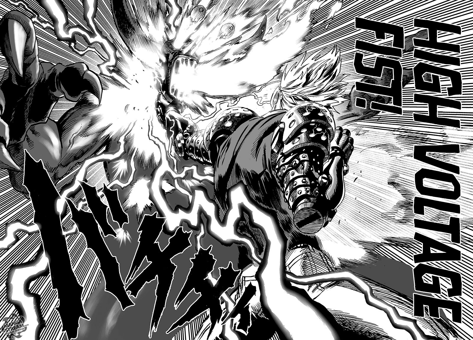 One Punch Man Chapter 61 Read Online Image 16