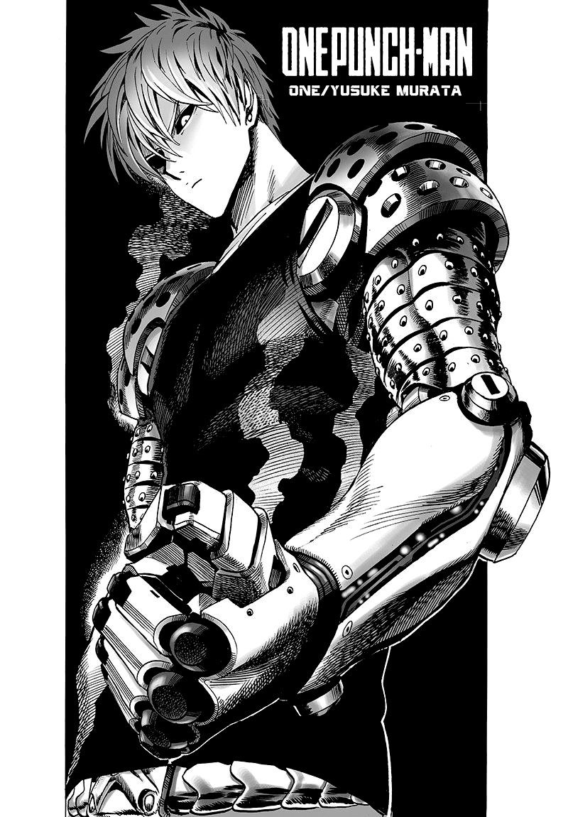 One Punch Man Chapter 62 Read Online Image 1