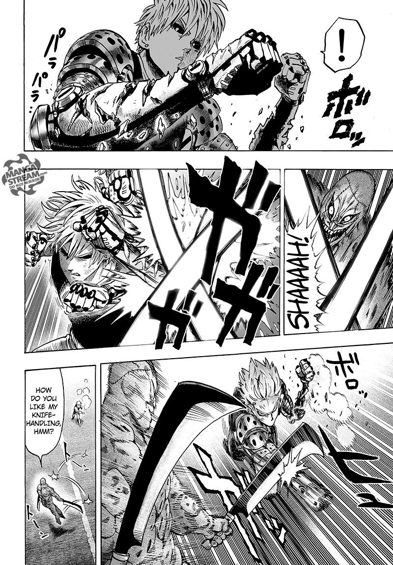 One Punch Man Chapter 62 Read Online Image 15