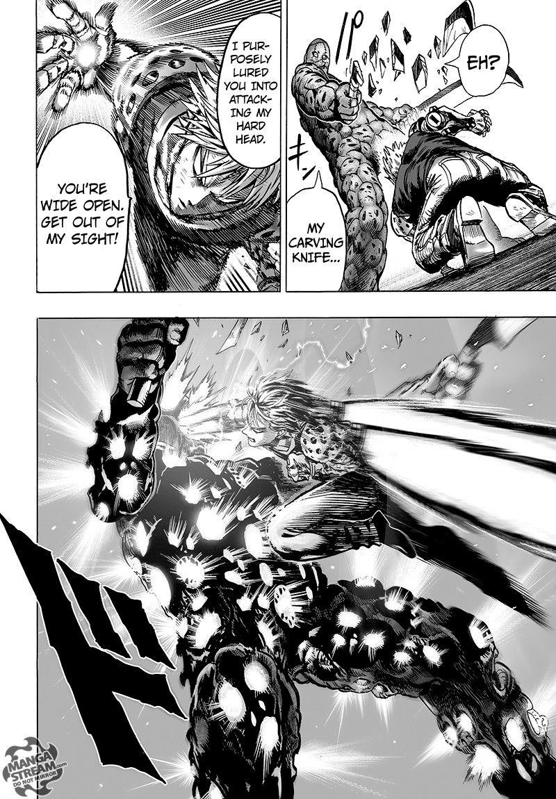 One Punch Man Chapter 62 Read Online Image 17