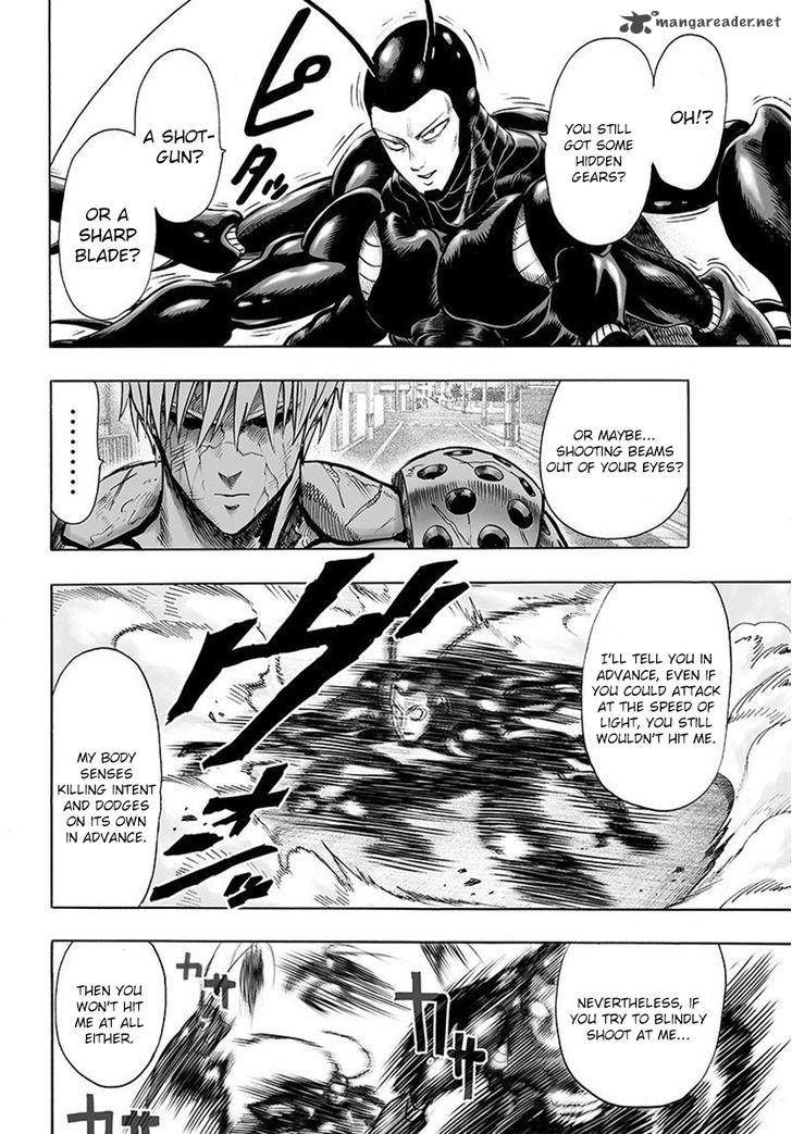 One Punch Man Chapter 64 Read Online Image 5
