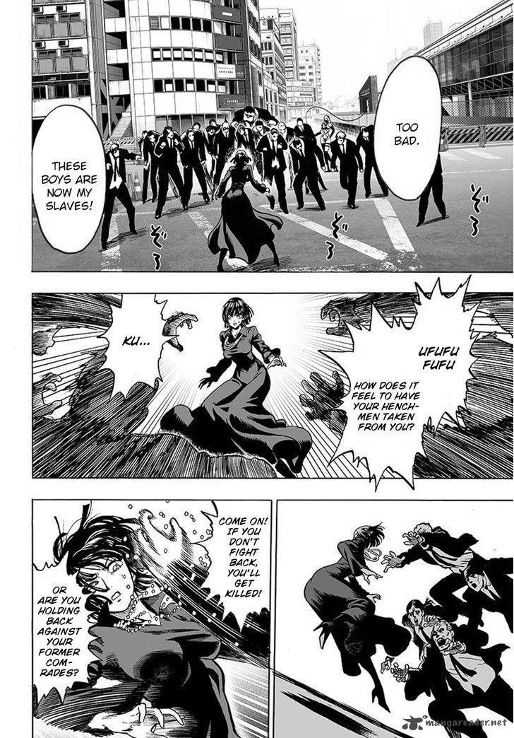 One Punch Man Chapter 64 Read Online Image 15