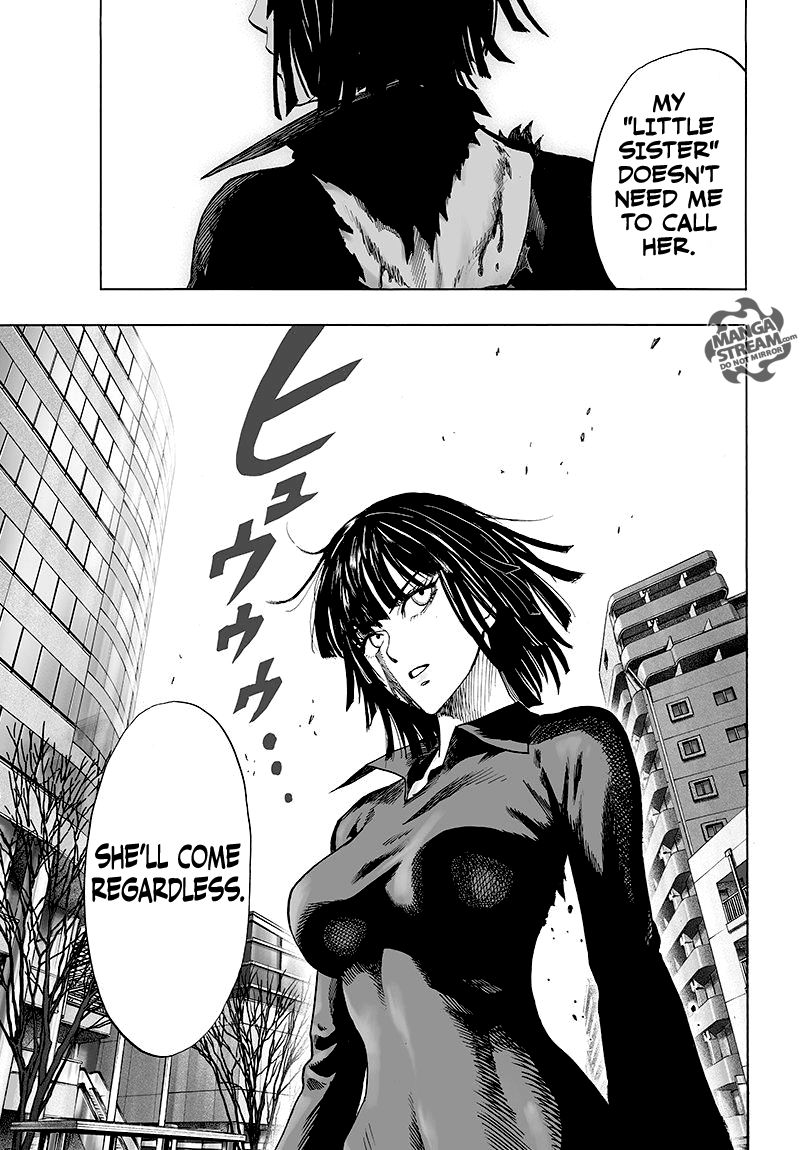 One Punch Man Chapter 65 Read Online Read Online Image 13