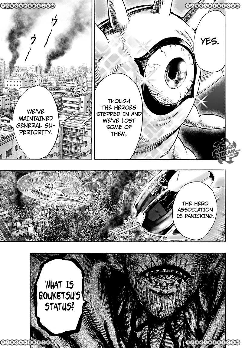 One Punch Man Chapter 66 Read Online Image 22