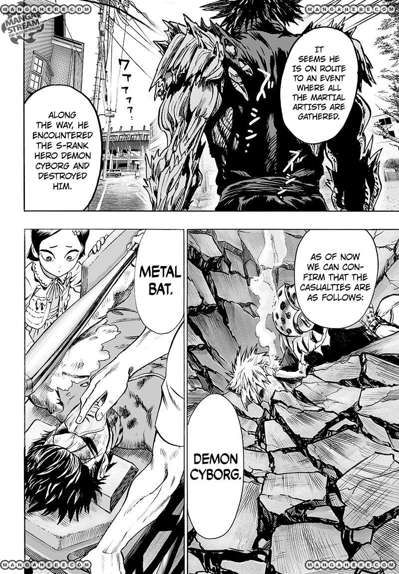 One Punch Man Chapter 66 Read Online Image 23