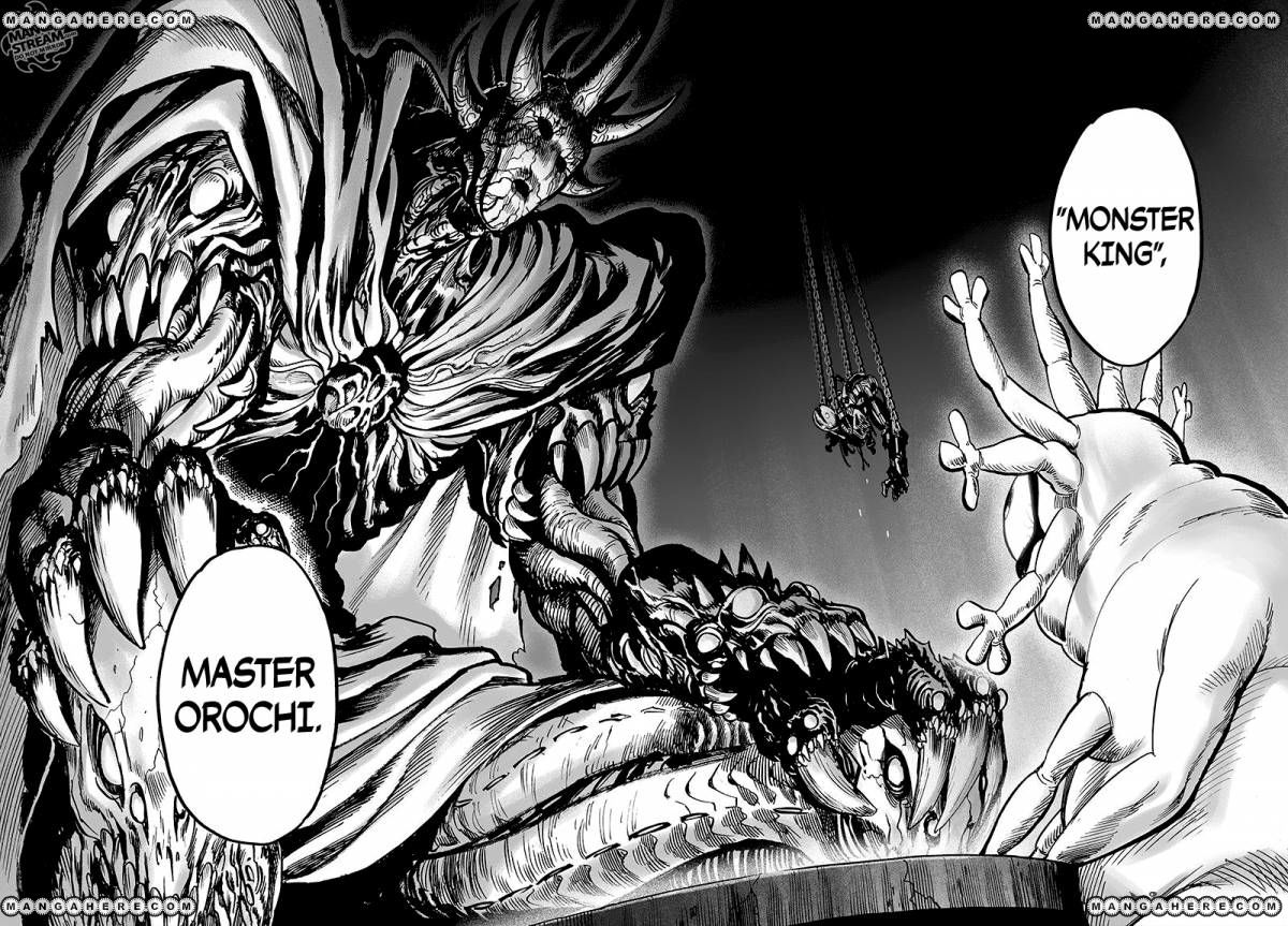One Punch Man Chapter 66 Read Online Image 25