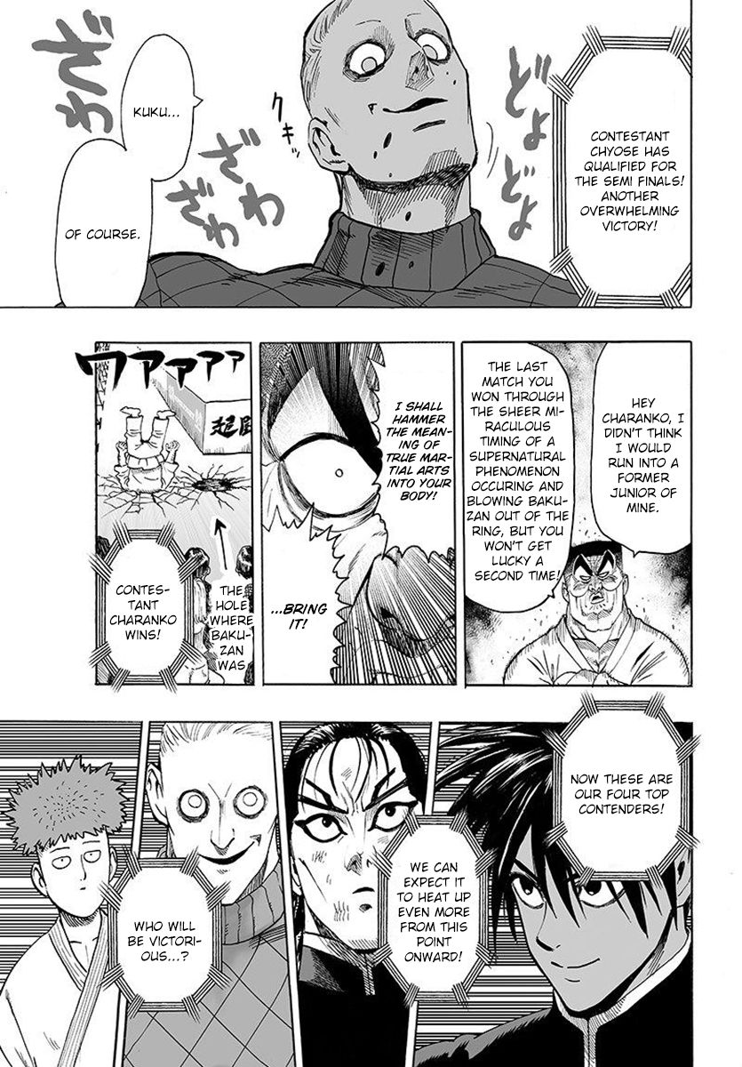 One Punch Man Chapter 67 Read Online Image 2