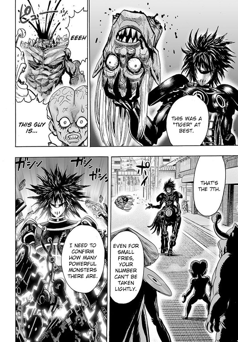 One Punch Man Chapter 67 Read Online Image 7
