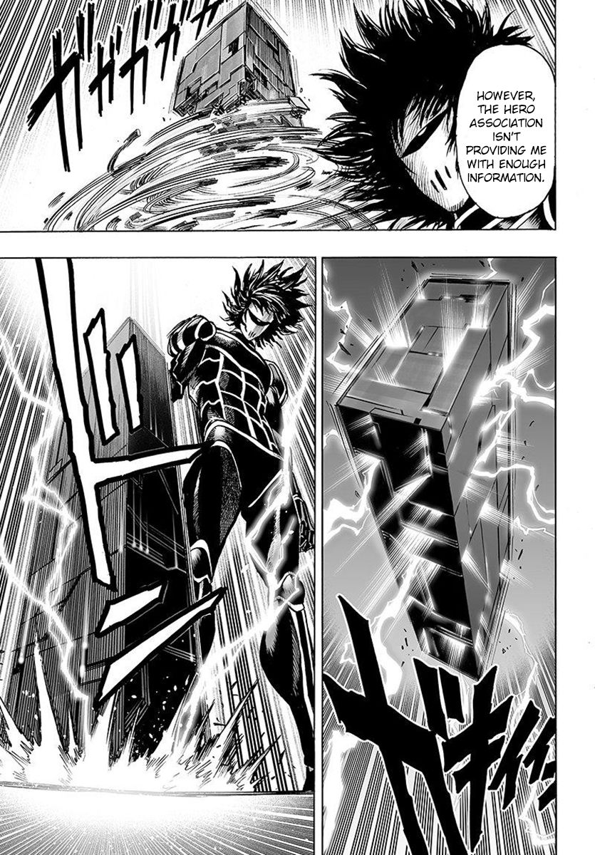 One Punch Man Chapter 67 Read Online Image 8