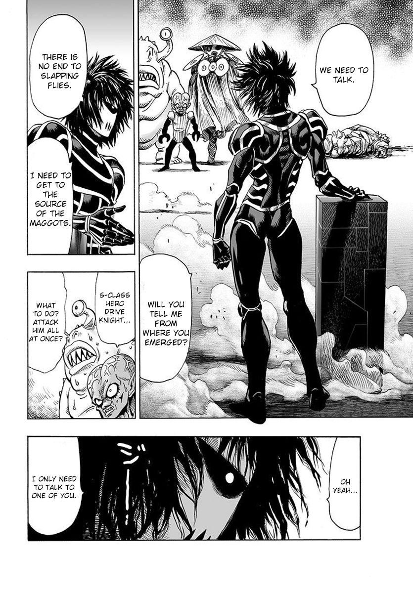 One Punch Man Chapter 67 Read Online Image 9