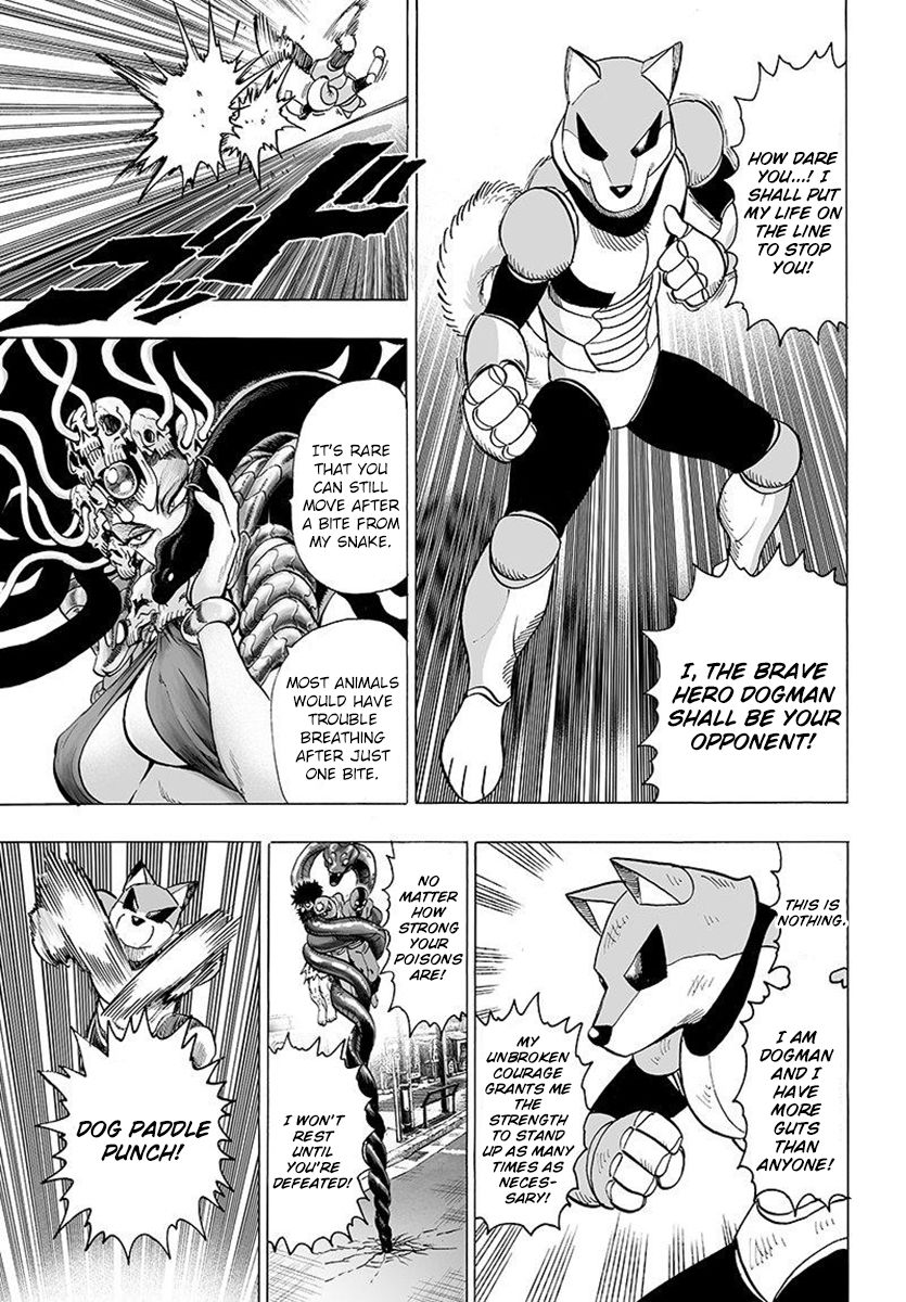 One Punch Man Chapter 67 Read Online Image 14