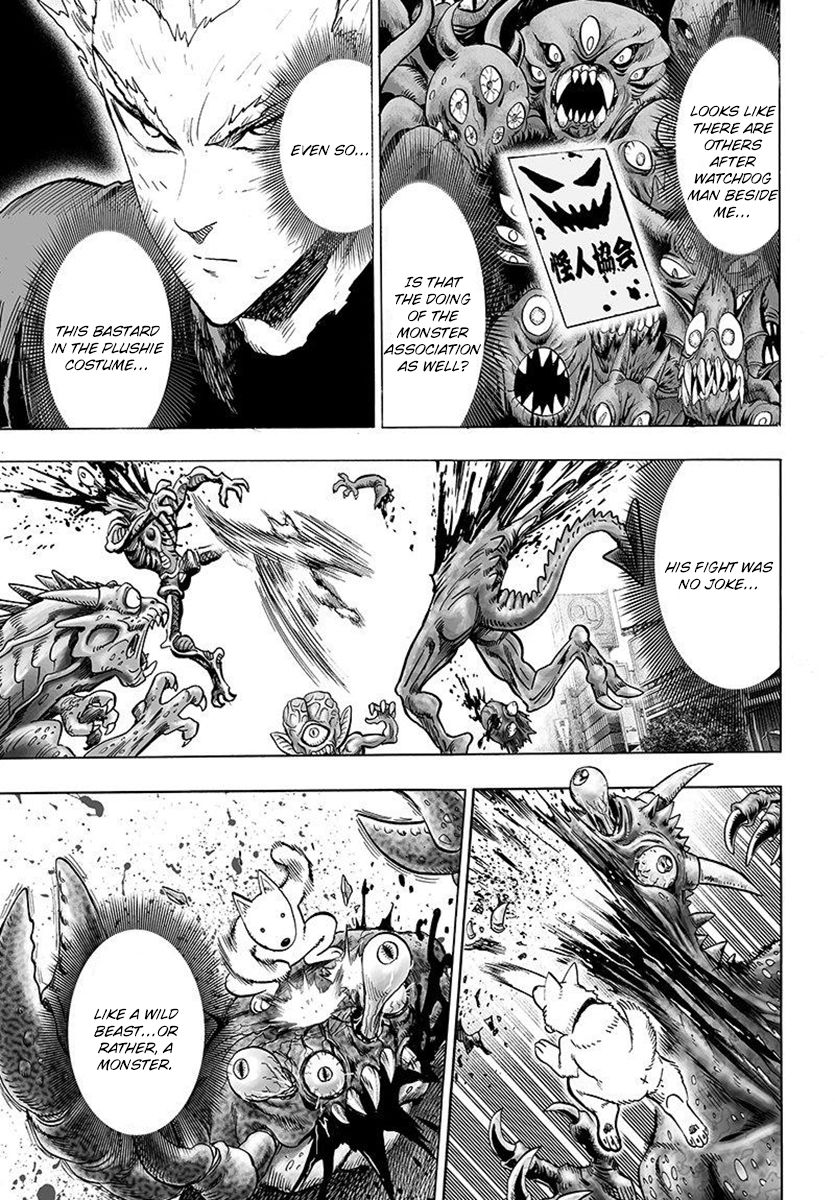 One Punch Man Chapter 67 Read Online Image 26