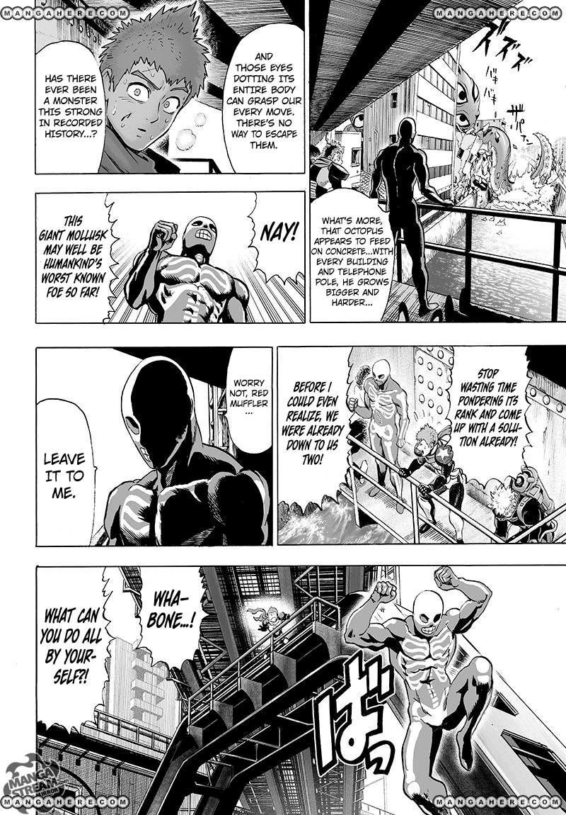 One Punch Man Chapter 68 Read Online Image 6