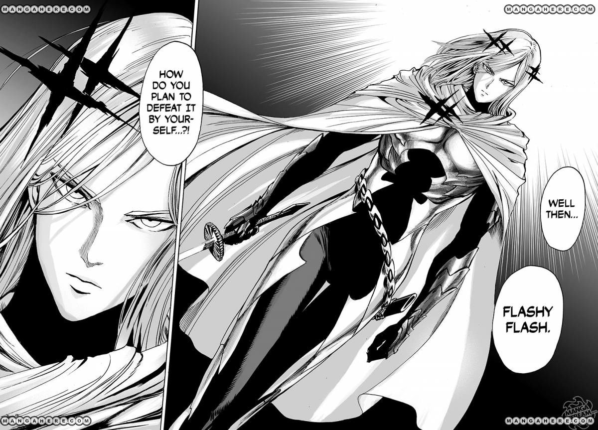 One Punch Man Chapter 68 Read Online Image 12