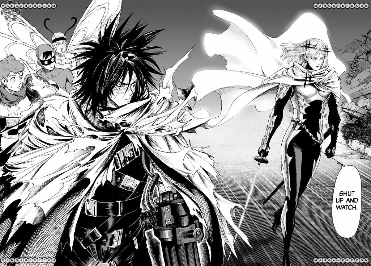 One Punch Man Chapter 68 Read Online Image 13