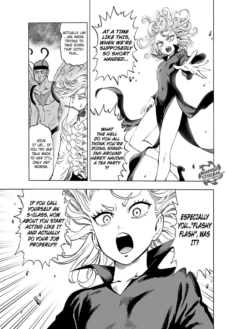 One Punch Man Chapter 68.2 Read Online Image 21