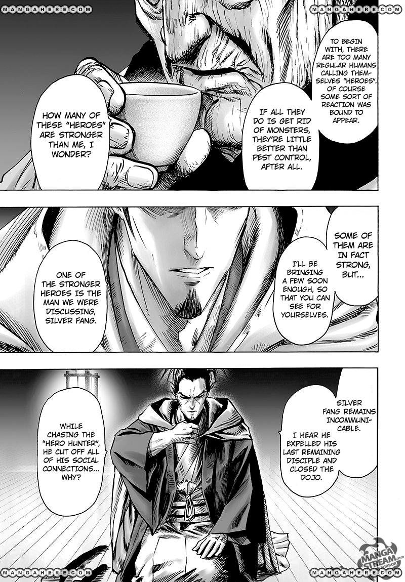 One Punch Man Chapter 69 Read Online Image 7