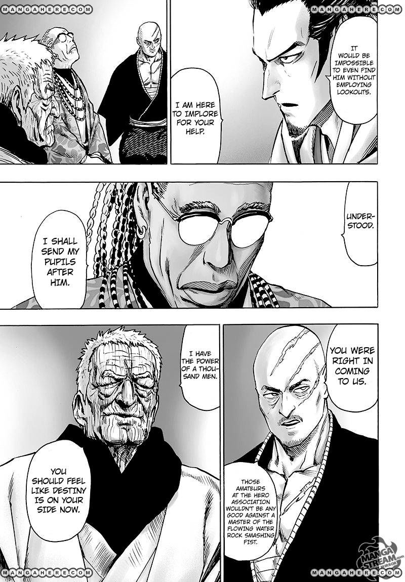 One Punch Man Chapter 69 Read Online Image 11