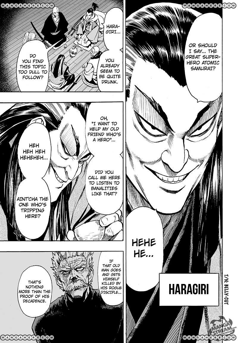 One Punch Man Chapter 69 Read Online Image 13