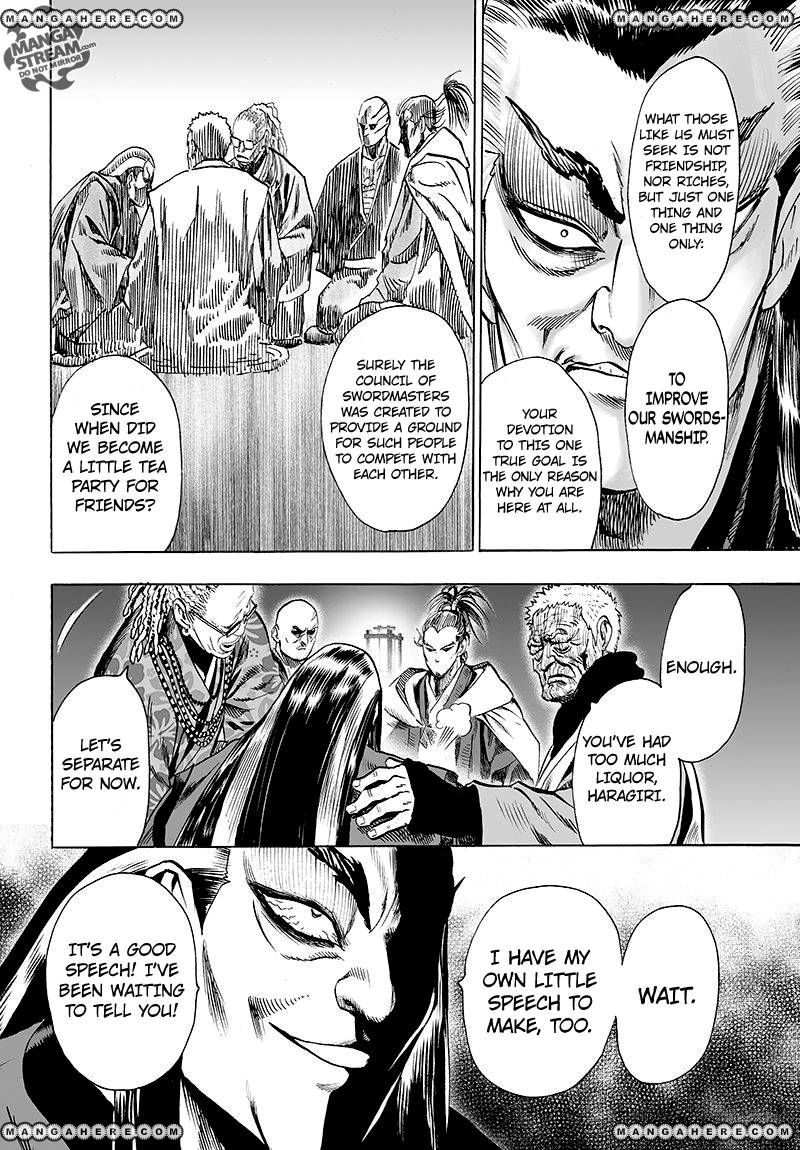 One Punch Man Chapter 69 Read Online Image 14
