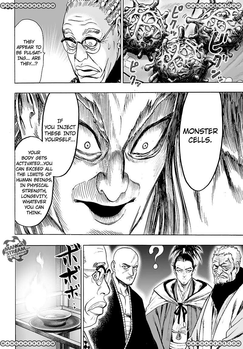 One Punch Man Chapter 69 Read Online Image 16