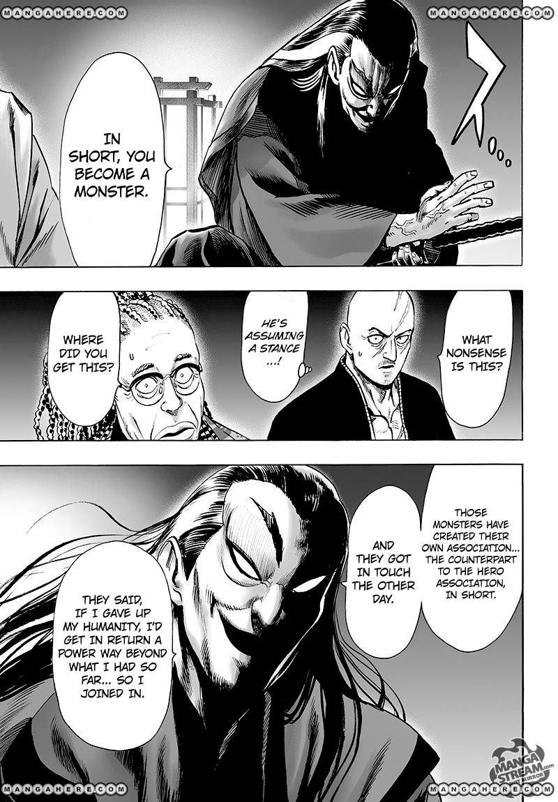 One Punch Man Chapter 69 Read Online Image 17