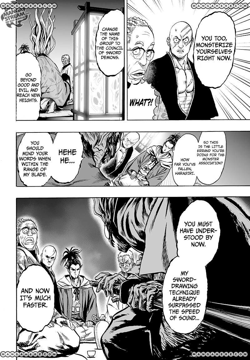 One Punch Man Chapter 69 Read Online Image 20