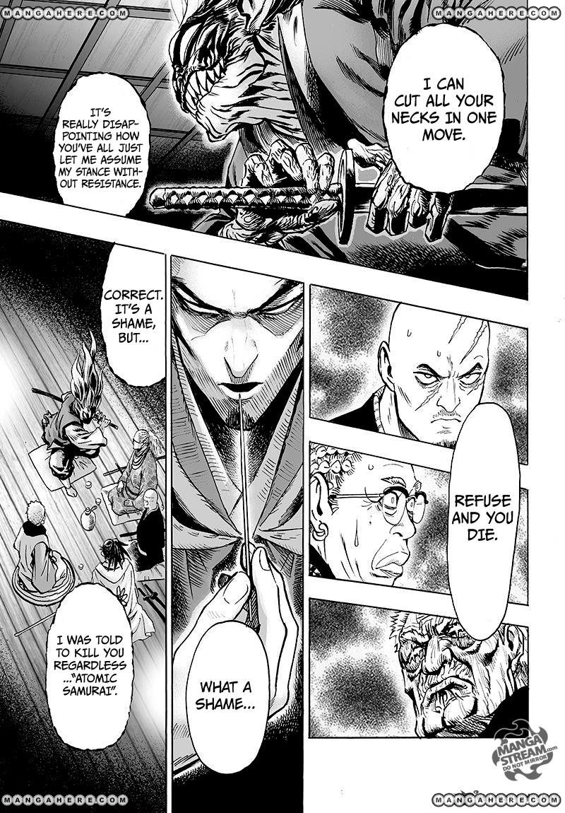 One Punch Man Chapter 69 Read Online Image 21