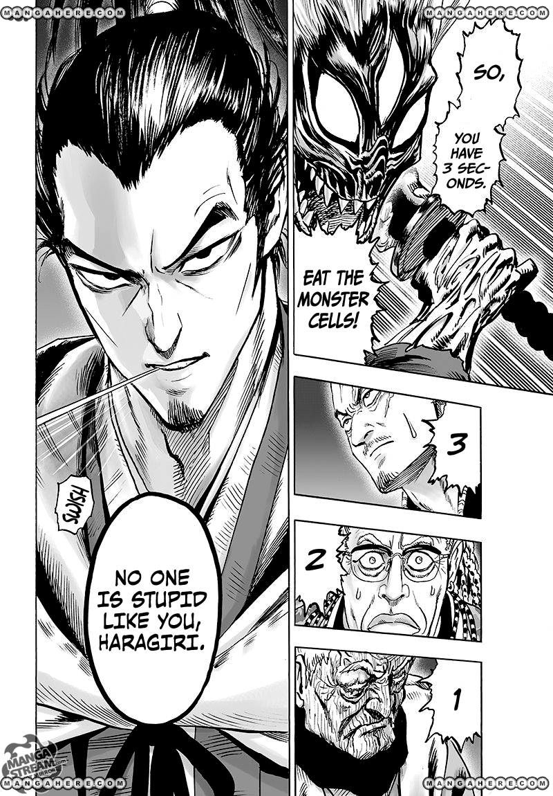 One Punch Man Chapter 69 Read Online Image 22
