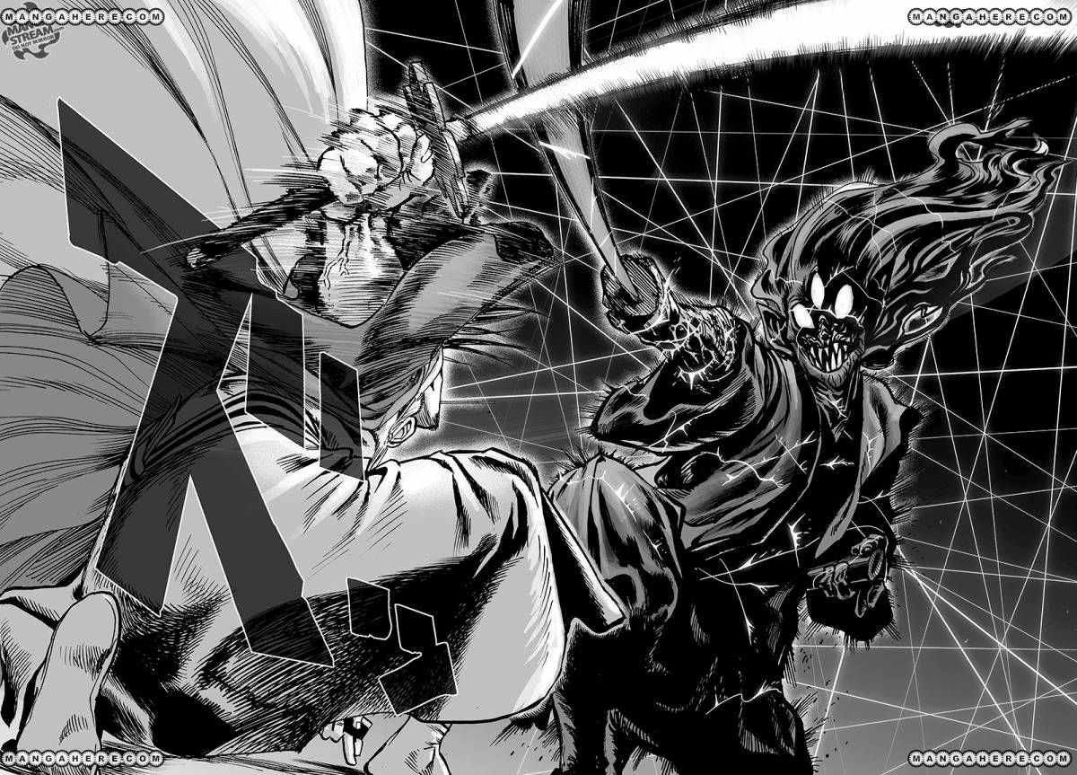 One Punch Man Chapter 69 Read Online Image 24