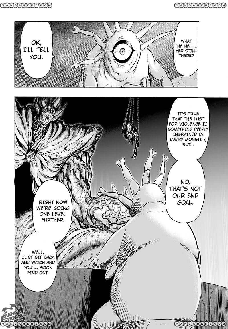 One Punch Man Chapter 69 Read Online Image 29