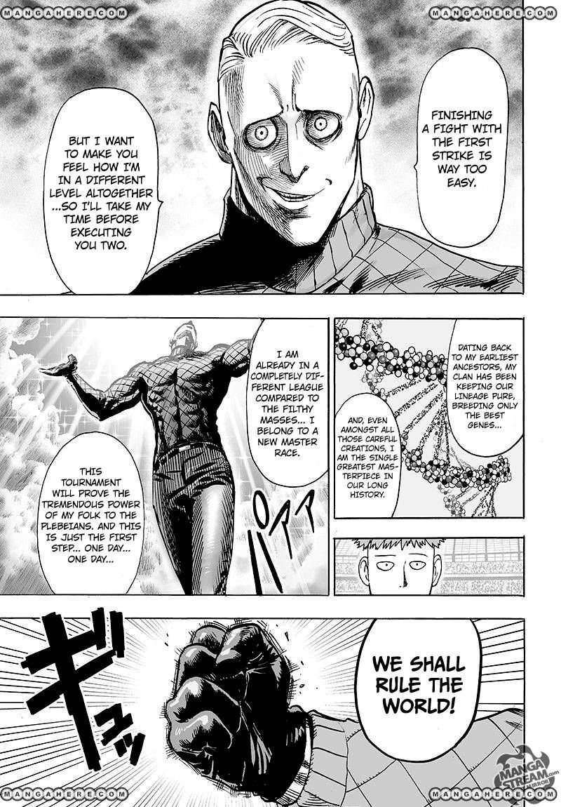 One Punch Man Chapter 69 Read Online Image 34