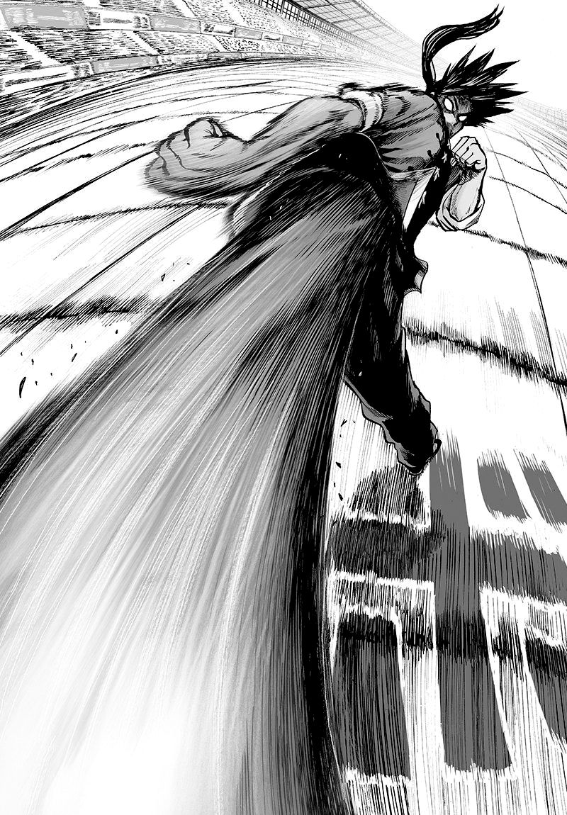 One Punch Man Chapter 70 Read Online Image 11