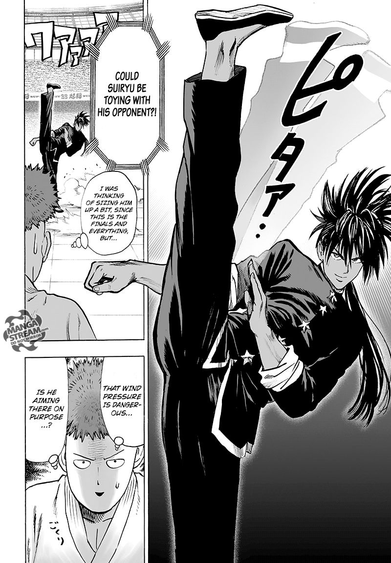 One Punch Man Chapter 70 Read Online Image 13