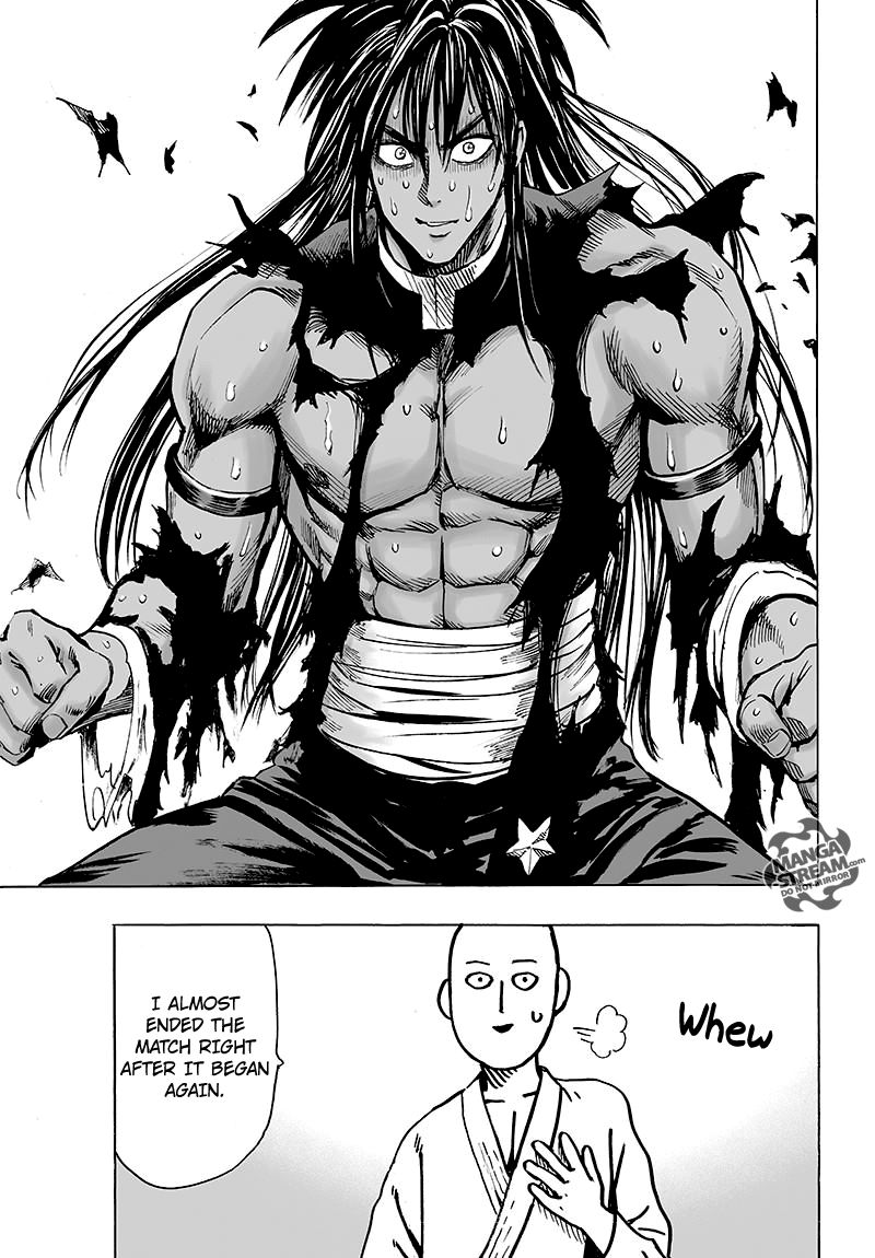 One Punch Man Chapter 70.2 Read Online Image 32