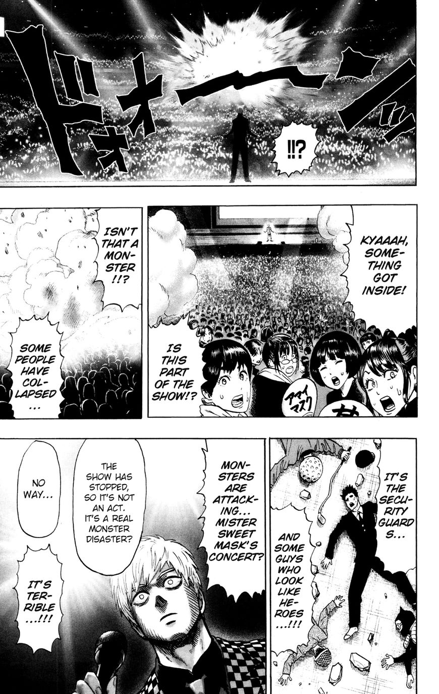 One Punch Man Chapter 70.5 Read Online Image 3