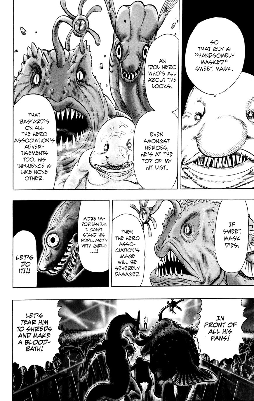 One Punch Man Chapter 70.5 Read Online Image 4