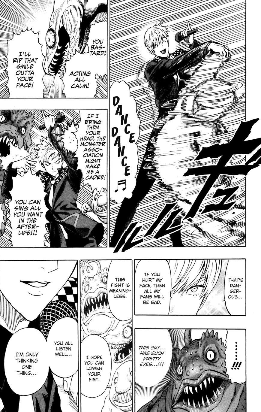 One Punch Man Chapter 70.5 Read Online Image 9