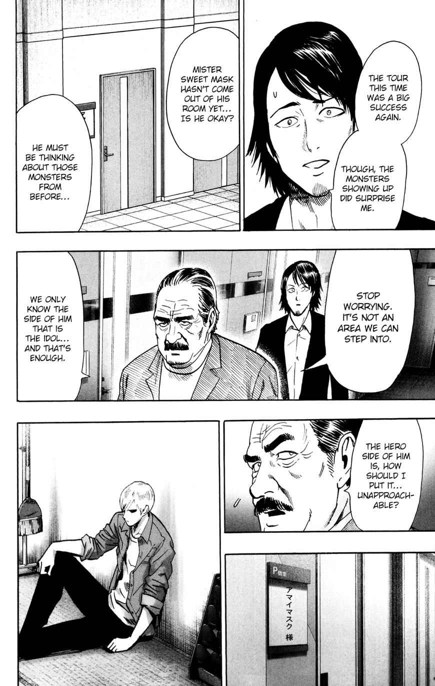 One Punch Man Chapter 70.5 Read Online Image 12